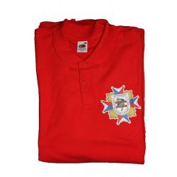 Polo-Shirt mit gedrucktem...